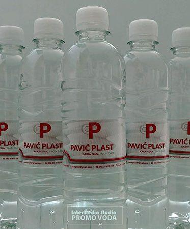 Promo Voda, Pavić plast