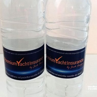 Promo Voda, Yacht pool