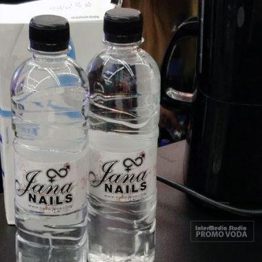 Promo Voda, Jana nails