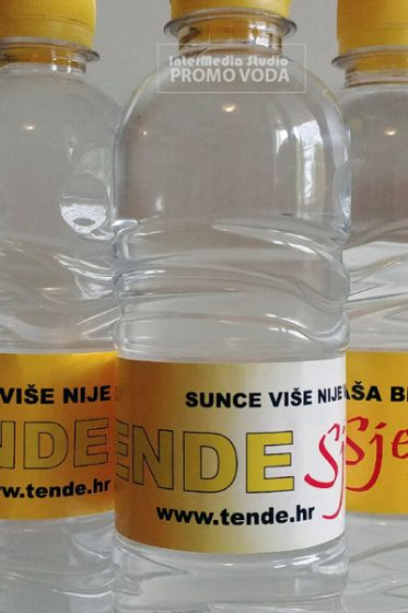 Promo Voda, Tende Sjena