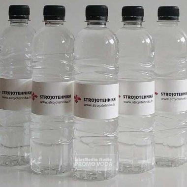 Promo Voda, Strojotehnika