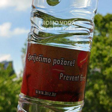Promo Voda, HRVATSKA VATROGASNA ZAJEDNICA – HVZ