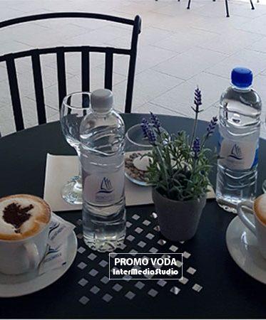 Promo Voda, Hoteli Orebić