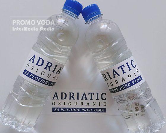 Promo Voda, Adriatic osiguranje