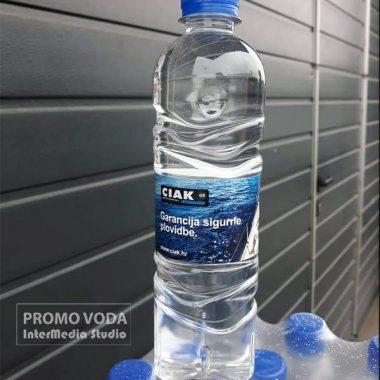 Promo Voda, CIAK