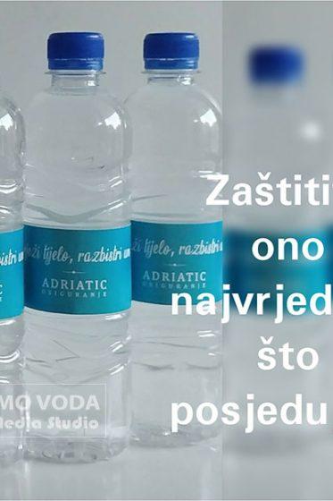 Promo Voda, Adriatic osiguranje 2
