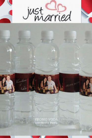 Promo voda, Karolina i Nikša