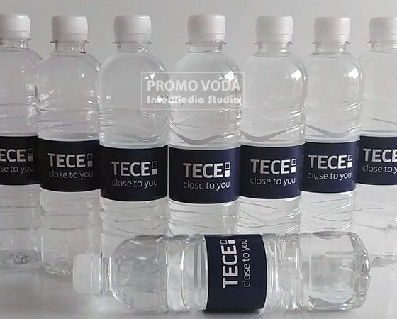 Promo Voda, TECE