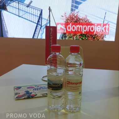 Promo voda, Domprojekt