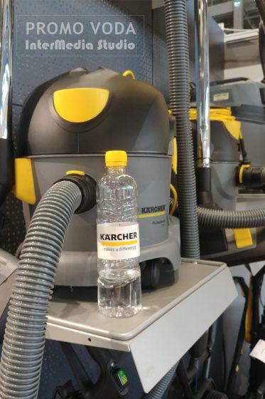 Promo voda, Kärcher