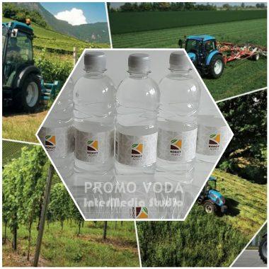 Promo voda, Kokot Agro