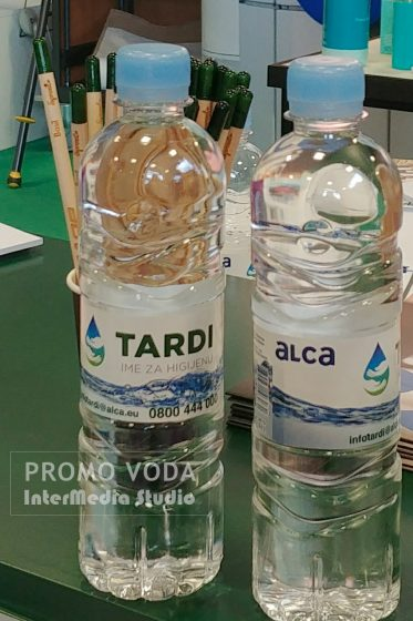 Promo voda, Tardi