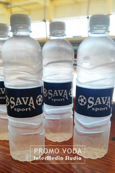Promo voda, Sava Sport